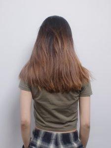 鎖骨髮推薦剪髮染髮護髮燙髮台北髮廊